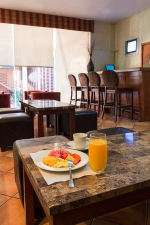 Hotel La Mesa: Café Don Francisco
