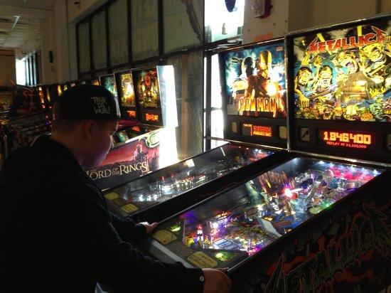 Pinball Hall of Fame : Play!!!!