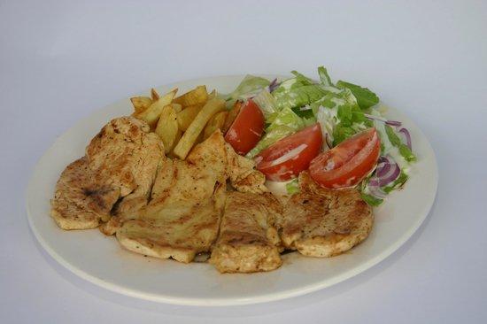Buena Vista: grilled chicken breast