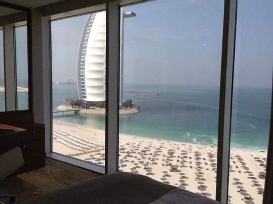 Jumeirah Beach Hotel: 전망