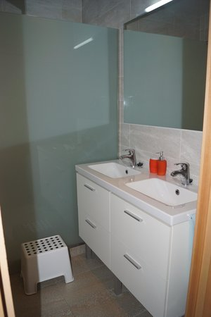 Gaudi's Nest: bathroom - apartment 201