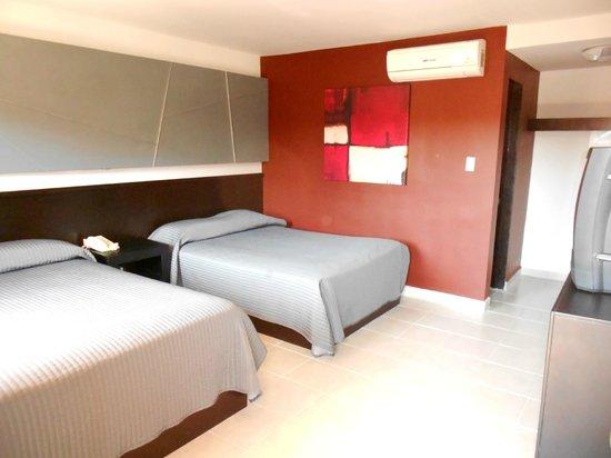 Hotel La Mesa: Habitación Estándar Doble