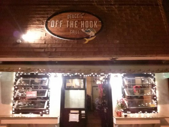 Off The Hook Key West Adorable Deuce's Off The Hook Grill Key West Restaurant Reviews Phone