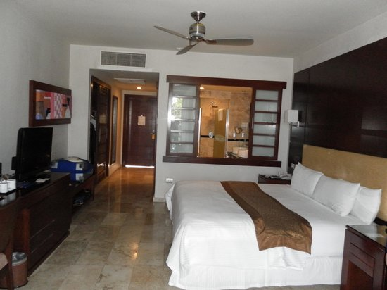 Grand Sunset Princess All Suites Resort : ROOM 31155 Junior Suite Delux Yucatan 18+