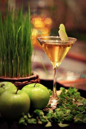 Vino Bar : Apple sensation
