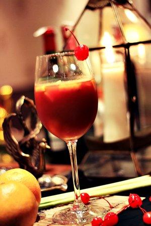 Vino Bar : Shangria