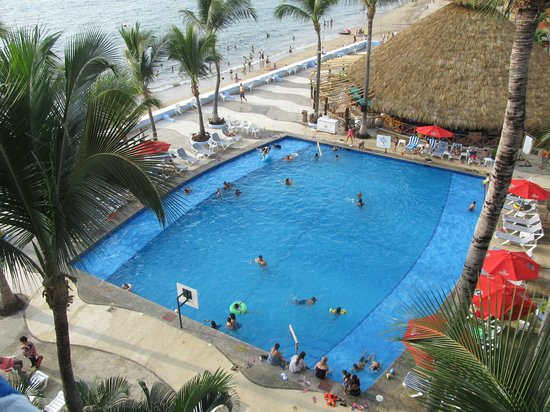 Las Palmas by the Sea: Pool