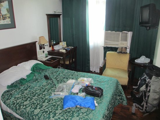 Citystate Tower Hotel: Bedroom