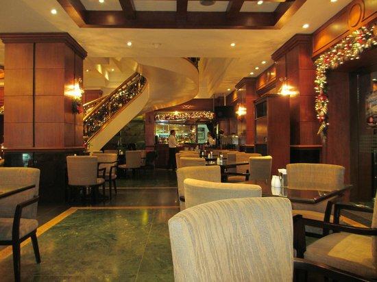 Citystate Tower Hotel: Lobby