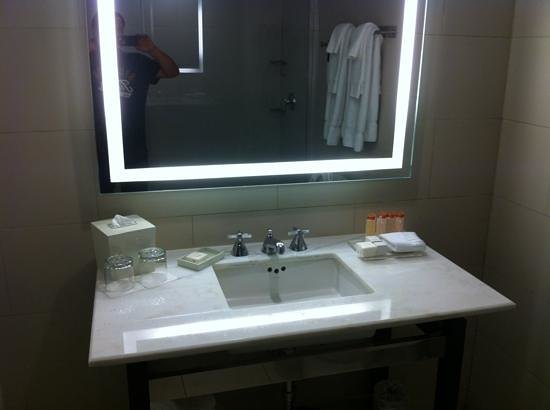 The Condado Plaza Hilton : baño