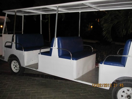 Luxury Bahia Principe Akumal Don Pablo Collection: Shuttle for use between hotels