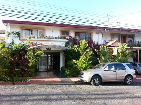 Casa Lima B & B: Hotel exterior