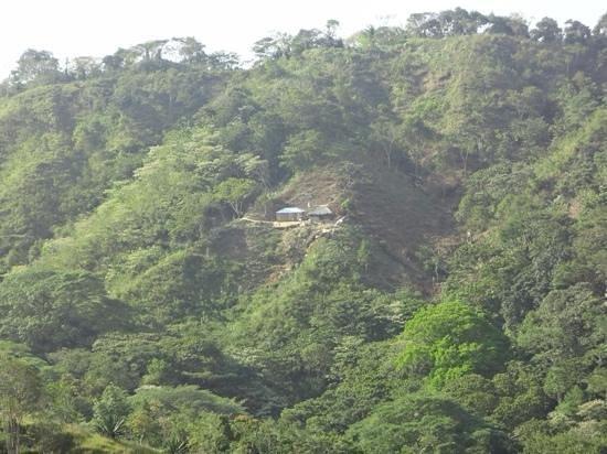 San Rafael - Tourist Inn in Tayrona: asentamiento indigena frente a la Hacienda del cafetal