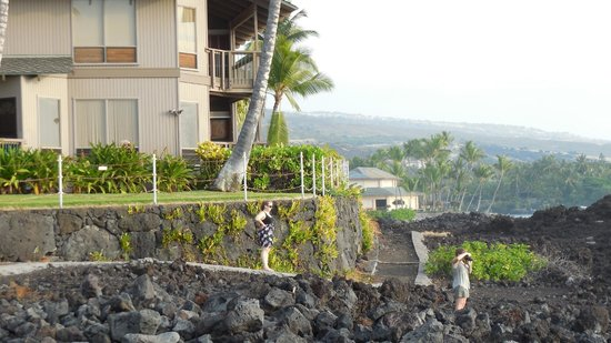 Kanaloa at Kona: Ocean View Rooms
