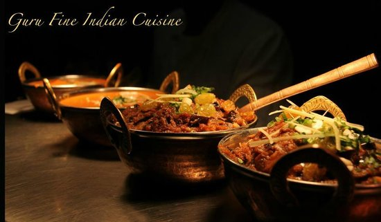 Guru Fine Indian Restaurant