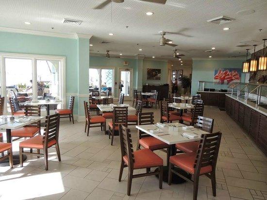 Ferdinands: restaurant inside