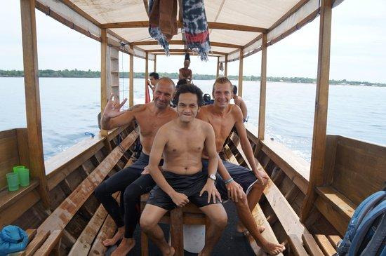 Bira Dive Camp: my instructure