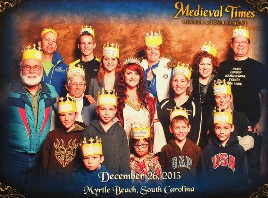 Medieval Times: self-explanatory
