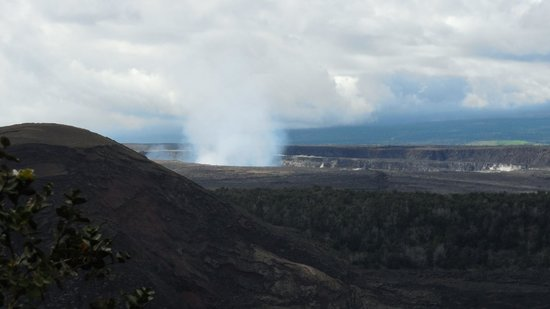 Marylou's Big Island Guided Tours - Private Tours : Mauna Loa from further away