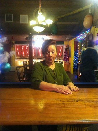 Painter, VA: Miss Pat, the best waitress ever!