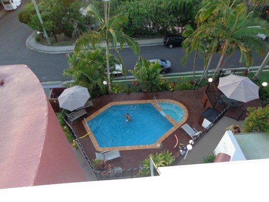 Bali Hai Apartments Noosa: Swimming pool