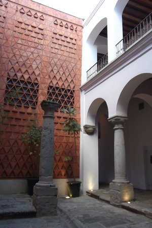 Museo Textil de Oaxaca: Textile Museum Building itself is worth seeing