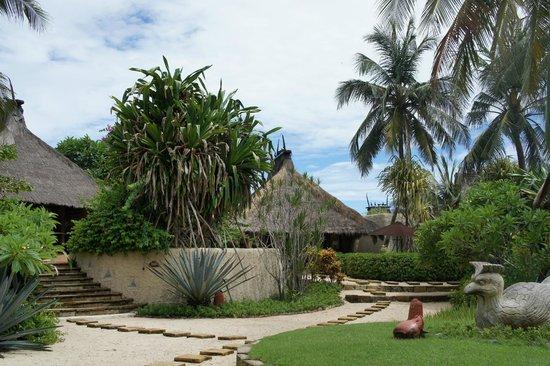 Novotel Lombok: Architecture