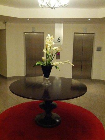 Arabian Park Hotel: Elevator