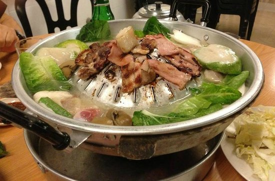 Thai Mookata Steamboat & Cafe