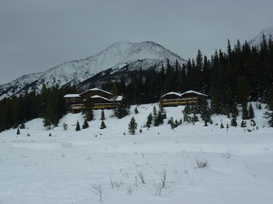 Mount Engadine Lodge: Winter Wonderland