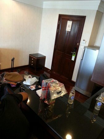 Prince Palace Hotel: Three bedroom suite - entrance
