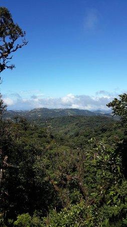 Sky Adventures: Vista desde SkyTram