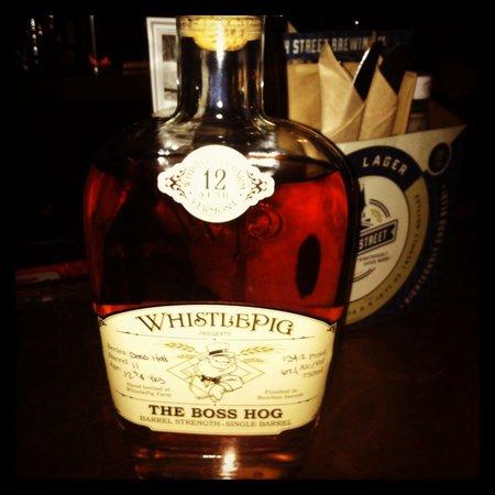 Kinderhook Tap: Great craft liquor selection!