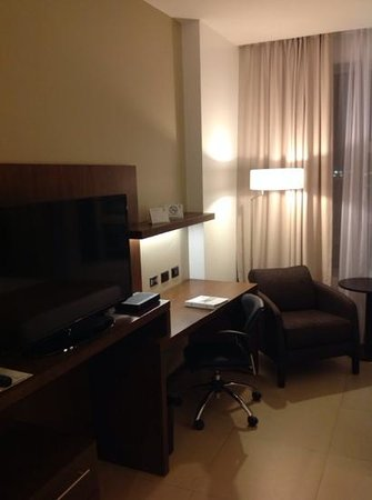 Holiday Inn Guayaquil Airport : twin room