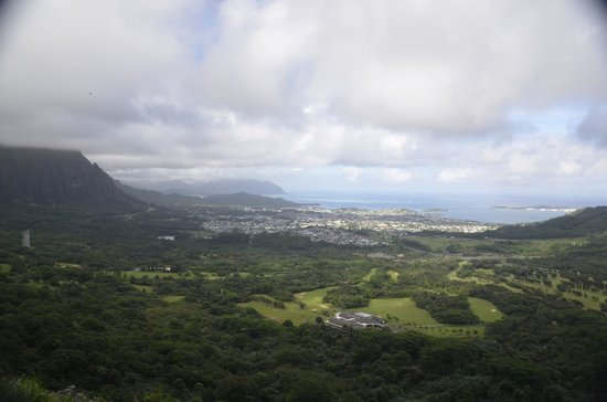 Discover Hawaii Tours: Honolulu from Diamond Head