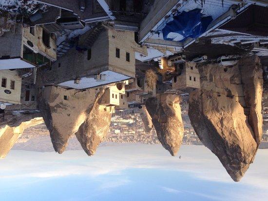 Vezir Cave Suites: View from top floor
