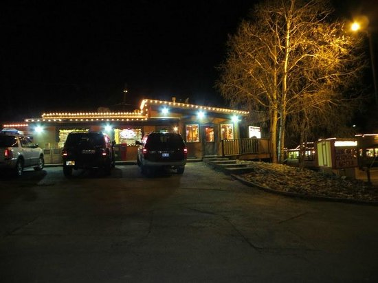 Lincoln County Grill : restaurant