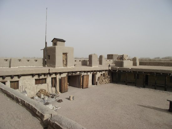 Bent's Old Fort National Historic Site照片