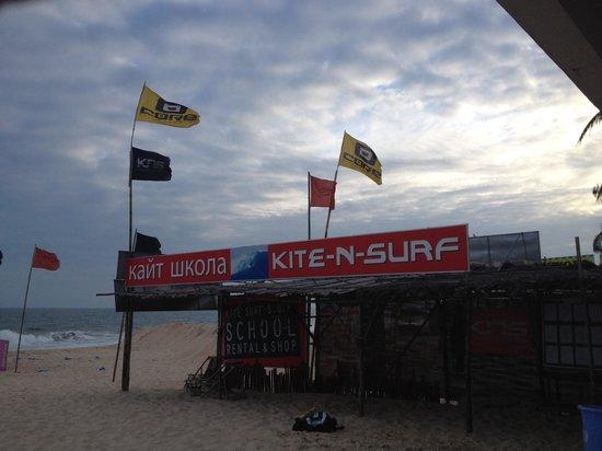 Kite-N-Surf