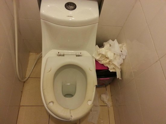 Dream Home Hostel 2: Nasty + broken toilet