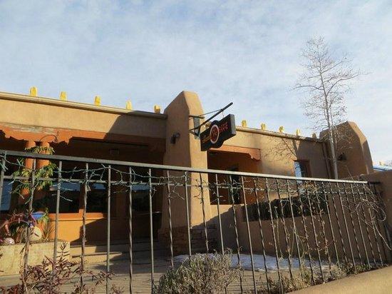 The Santa Fe Bite : Front of restaurant