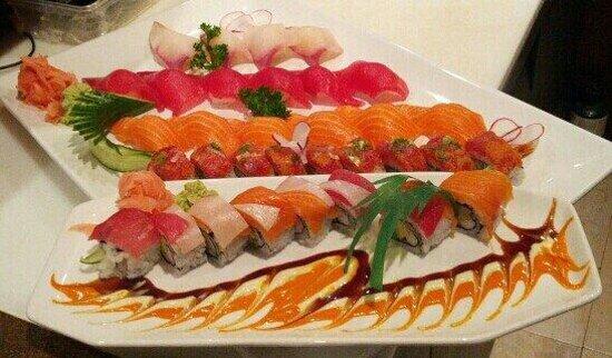 Inaka: Sushi