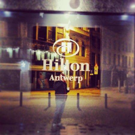 Hilton Antwerp Old Town: 24 décembre