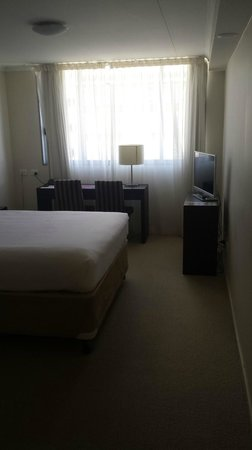 Toowoomba Central Plaza Apartment Hotel: Room 517