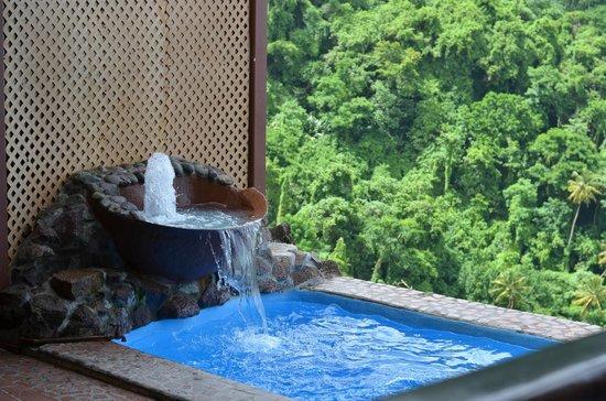 Ladera Resort: so cool