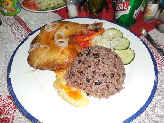El Alba : Chicken Dinner