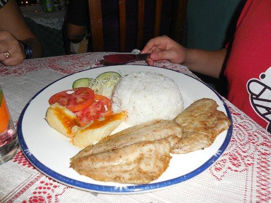 El Alba : Fish Fillet