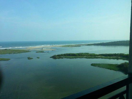 The Leela Palace Chennai: The View