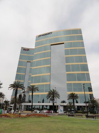 Jw Marriott Hotel Lima The J W Miraflores Peru