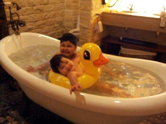 Philea Resort & Spa: happy